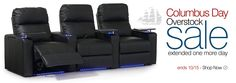 Theater Seating   Home Theater Rooms   Movie Seating - Theater Seat Store