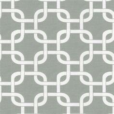 gray geometric fabric