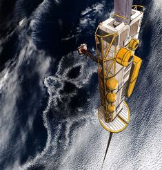 Space Elevator Technology: From Kickstarter To The Moon (+VIDEO)