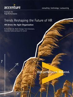 The Future of HR - HR Drives the Agile Organization