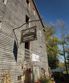 Bear's Mill, Greenville, Ohio