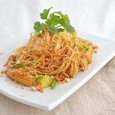 Bahn Mi-Inspired Noodles