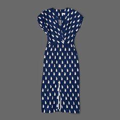 MILL MERCANTILE - Apiece Apart - Tilda Kasuri dress