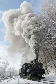 Cass Scenic Railroads, West Virginia