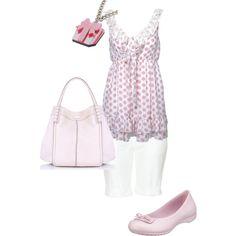 babi pink, girlygirl shapesdesign, pink polkadot, dream closet, complet outfit