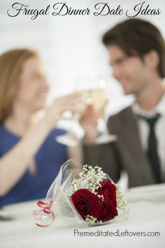Ways to Save Money on a Dinner Date