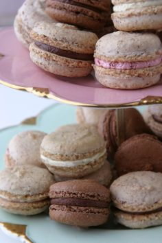 I want to try these...Miette Bakery in San Francisco.