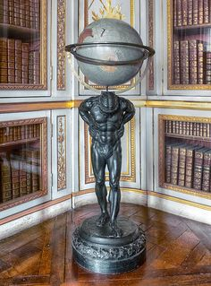 Versailles - In The Library of Louis XVI