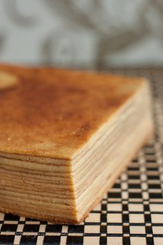 Indonesian Layer Cake Kue Lapis Spekuk • Indonesian food sweet