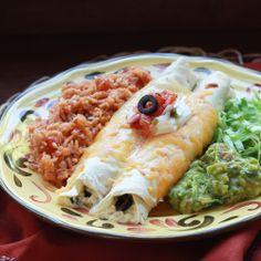 Sour Cream Chicken Enchiladas by Winner Dinners.