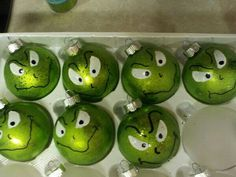 activity/craft for program. Use plastic ornaments.