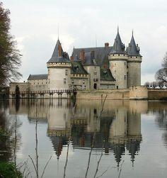 Château de Sully-sur-Loire, France