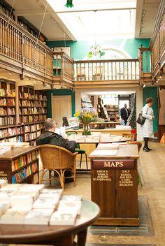 Daunt Books. Best bookshop in London?
