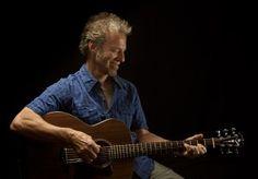 Randall Bramblett, custom Lichty Guitar