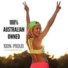 Aussie loud & Aussie