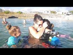 Scuba Soldier - Back From Afghanistan Early - Surprises Family