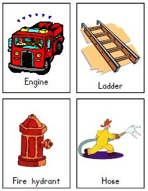 Fire Safety Preschool Pack.
