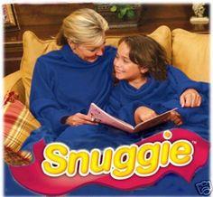 The Snuggie...Epic Fail!