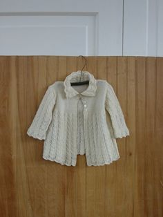 Baby Girl Dress Crochet