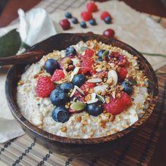 Multigrain Oatmeal #hemp