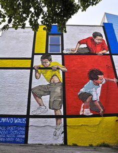 Ernest Zacharevic // Living Walls 2014