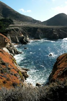 recommended activities in Big Sur