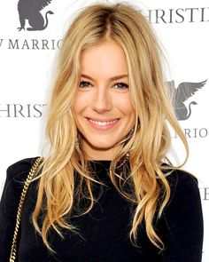 I am obsessed with Sienna Miller ha