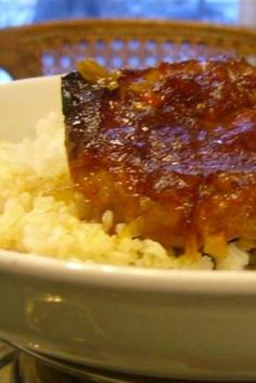 Crock Pot Chili Pork Chops ~ It is absolutely wonderful and the meat just falls off the bones.