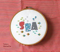 pattern needlepoint, sea, beach cross, cross stitch patterns, cross stitches