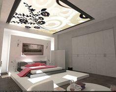 asian inspired bedroom