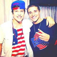 Austin & Jake Miller!