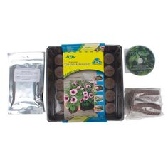 Indoor Medicinal Herb Kit now featured on Fab.