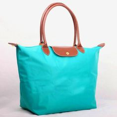 New teal longchamp, perfect for summer