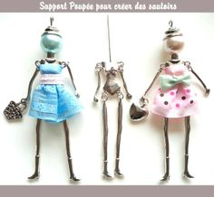 Craft ideas on pinterest plush dolls shrink plastic and - Boutique loisir creatif paris ...