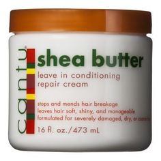 A repair cream for African American women to help manage their hair and exercise.