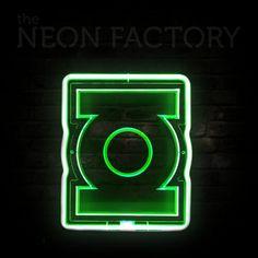 Superhero Neon Wall Lights : Superhero Neon Signs on Pinterest