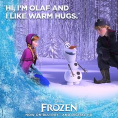 Have you bought your copy of Frozen yet? It's available both on Blu-ray Combo Pack and Digital HD: http://di.sn/iaL