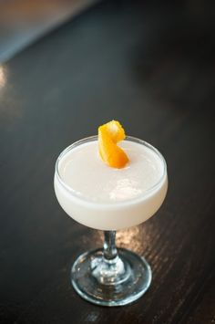Chipotle cocktail with citrus-sweet undertones