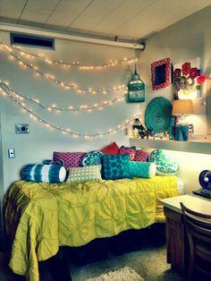 Dorm room college