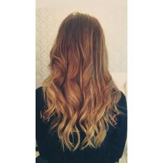 My new summer hair #ombré #hair