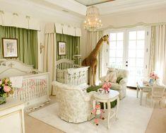 Huge Kid Room nursery design, mariah carey, girl nurseries, baby room design, nursery rooms, babies nursery, los angeles, babies rooms, kids design