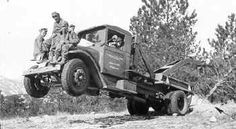 Civilian Conservation Corps in Colorado - Estes Park & Rocky Mountain National Park, Co., Camp NP4C, Tree Planting Operation Step 3