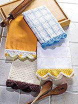 Towel Edgings