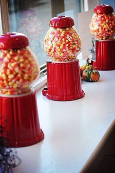 Halloween candy #NoTricksAllTreats