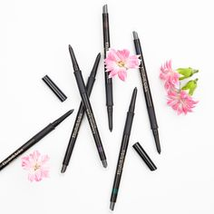 Choosing just one of our Precision Glide Eyeliners is tough! What color will you reach for?