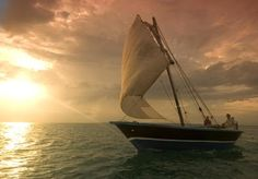 Sunset Cruise in Moz