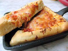 cast iron pizzas!