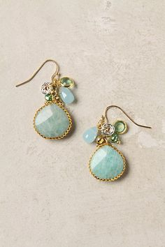 Love these Anthro earrings