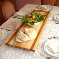 I pinned this Tableboards Maple Board with Cherry Accent from the Wine & Cheese Party event at Joss and Main!