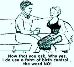 What???  Self control as birth control?  Nah, too difficult.  (note sarcasm)  Good article attached.